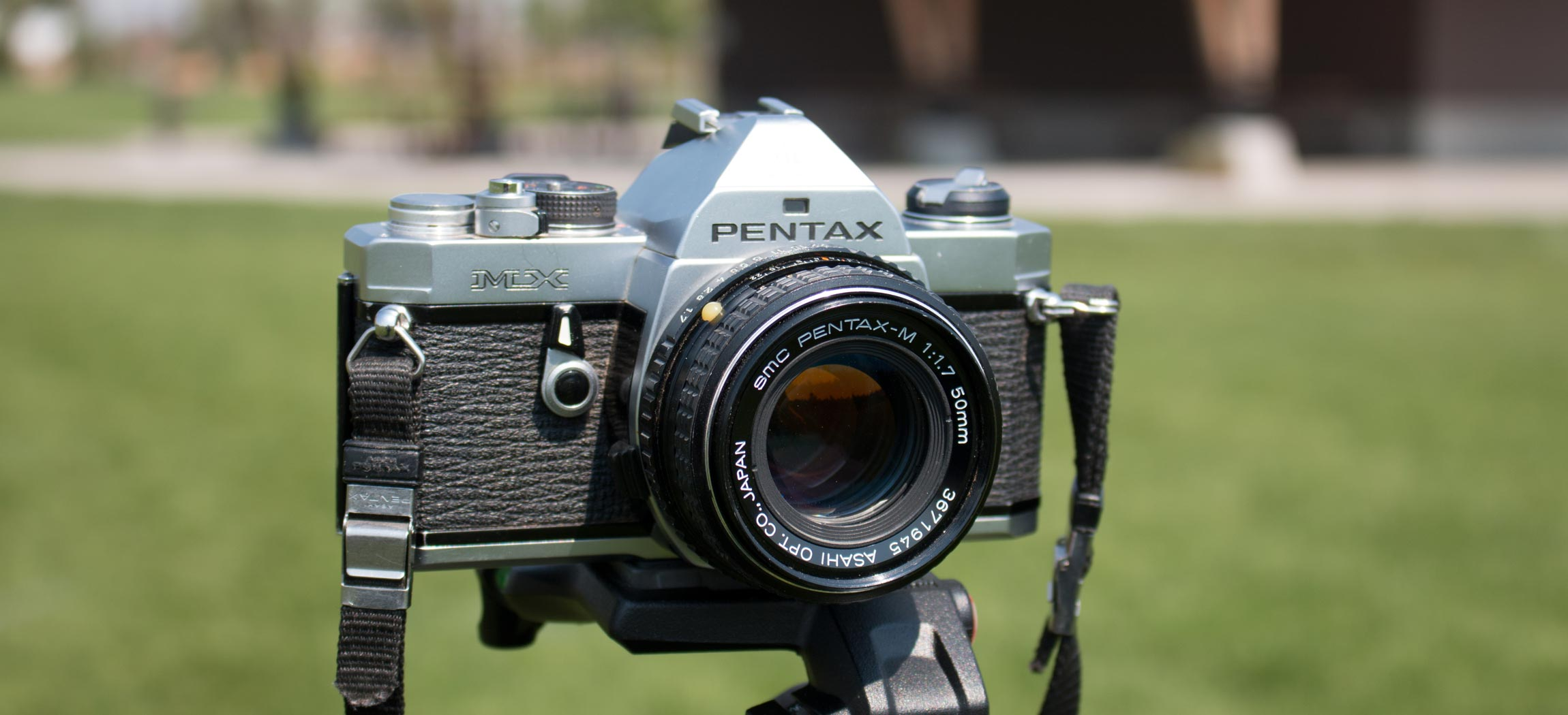 The Pentax MX