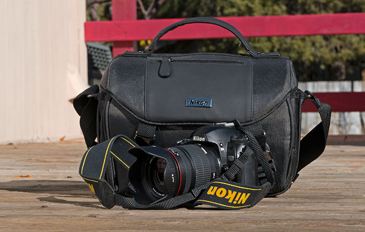 Carry your Nikon camera in Style.